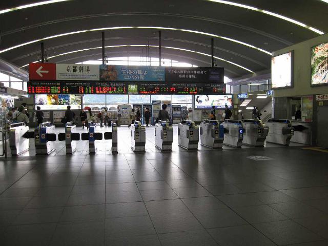 京都駅 西口