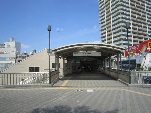 大泉学園駅舎