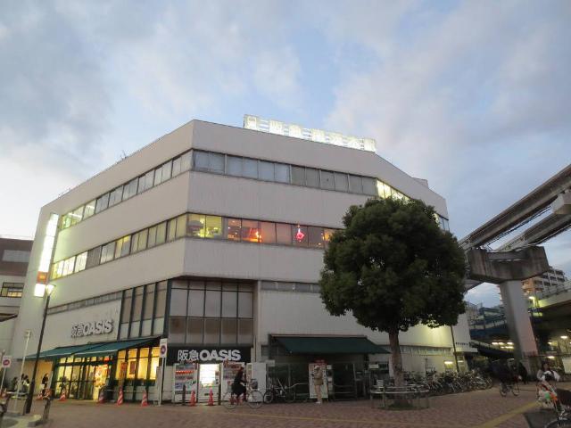 南茨木 阪急駅舎