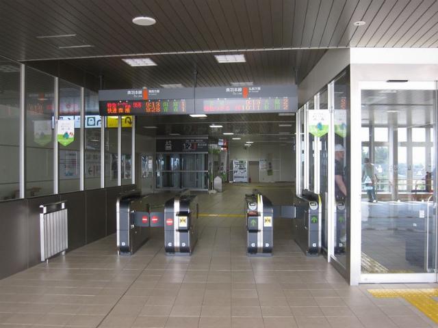 新青森駅 在来線改札