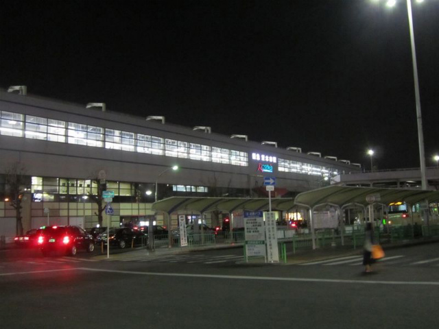 茨木市駅舎