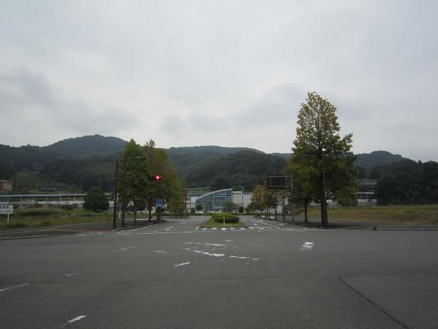 安中榛名道路から駅