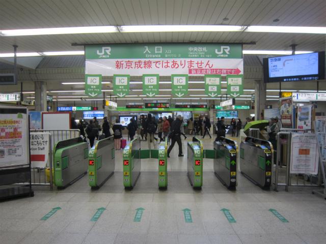 松戸駅jr中央入口