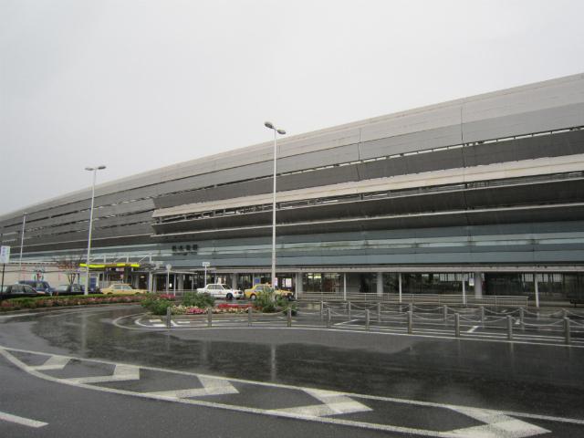 新水俣駅舎