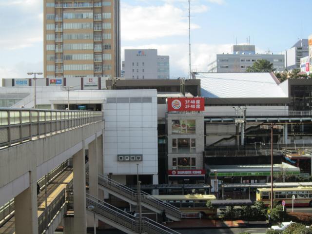 東戸塚駅舎