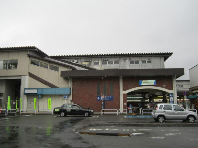 東武公東口駅舎