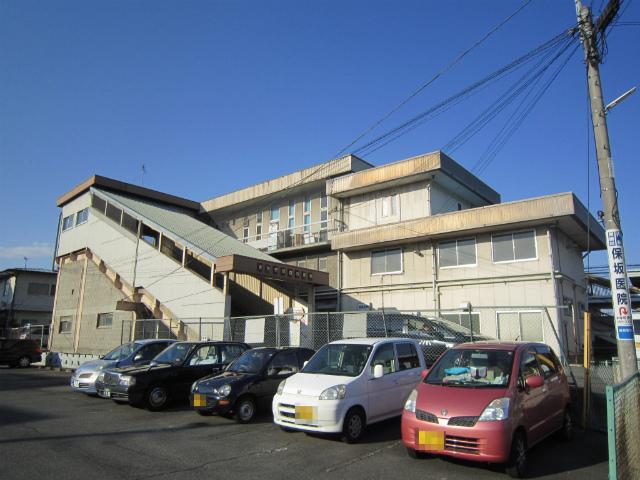 倉賀野駅舎