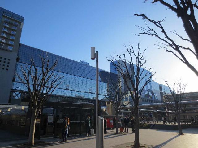 京都 駅舎