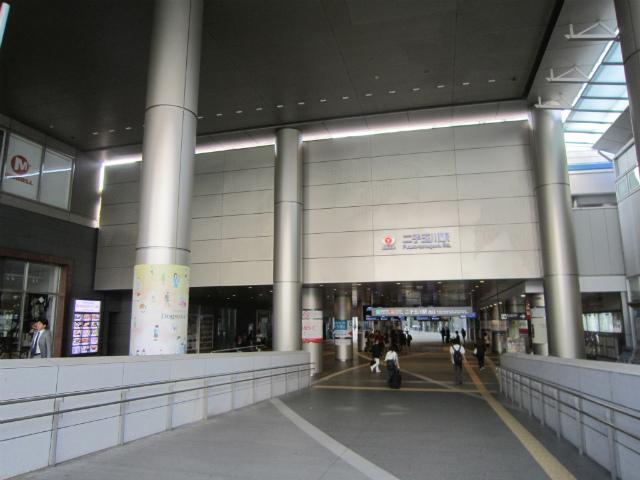二子玉北駅舎