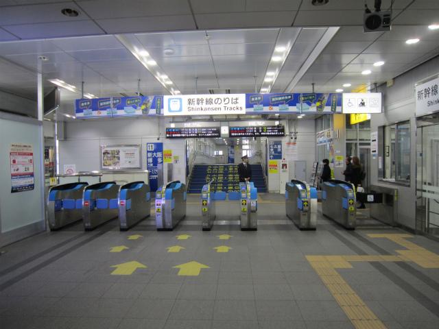 米原新幹線乗換