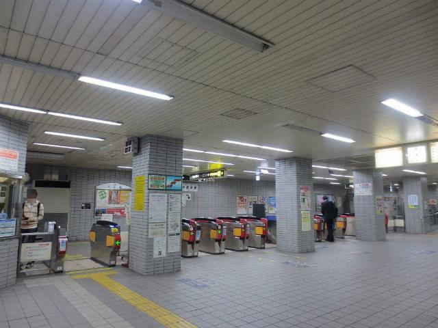 北浜 地下鉄北