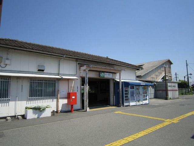 袖ヶ浦駅舎