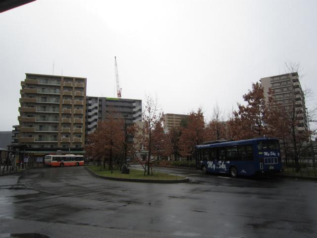 三郷中央駅周辺