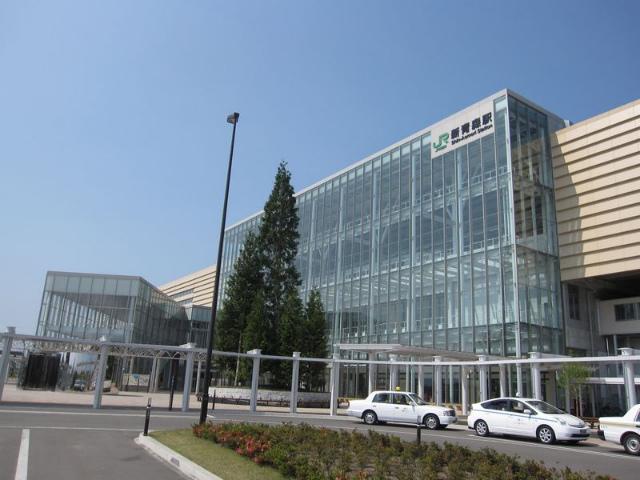 新青森駅 駅舎