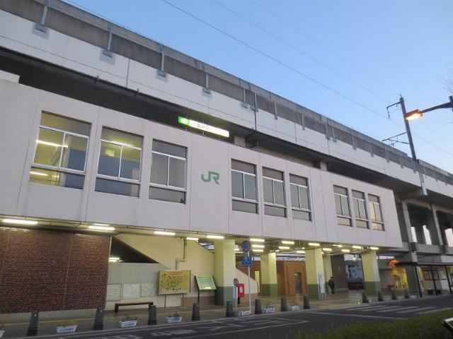 小金井 駅舎