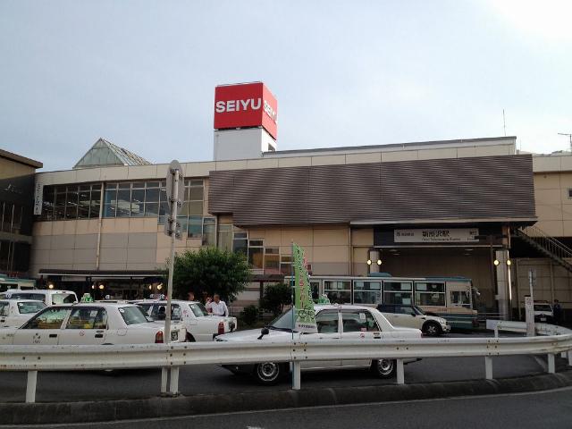 新所沢駅舎