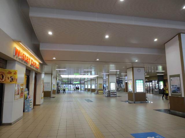 福知山 コンコース