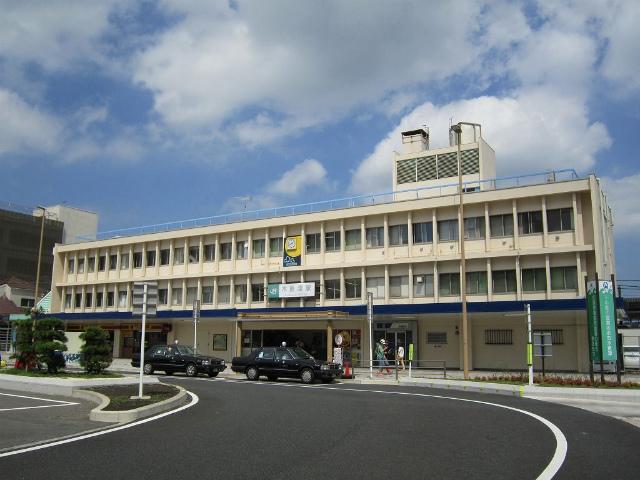 木更津駅舎