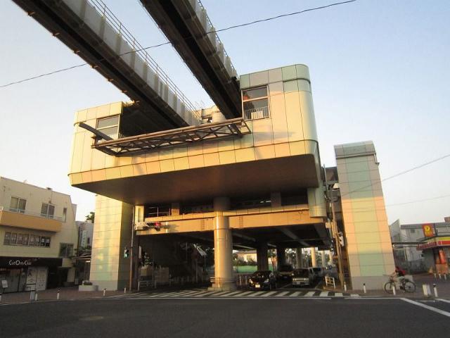 小倉台駅舎