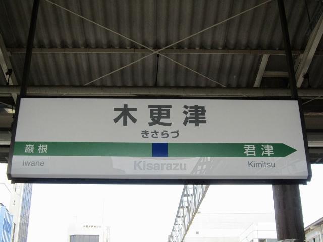 木更津内房駅名