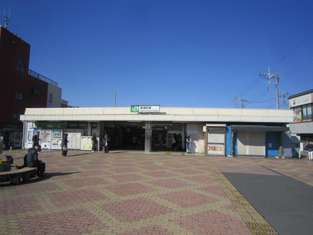 東浦和駅舎