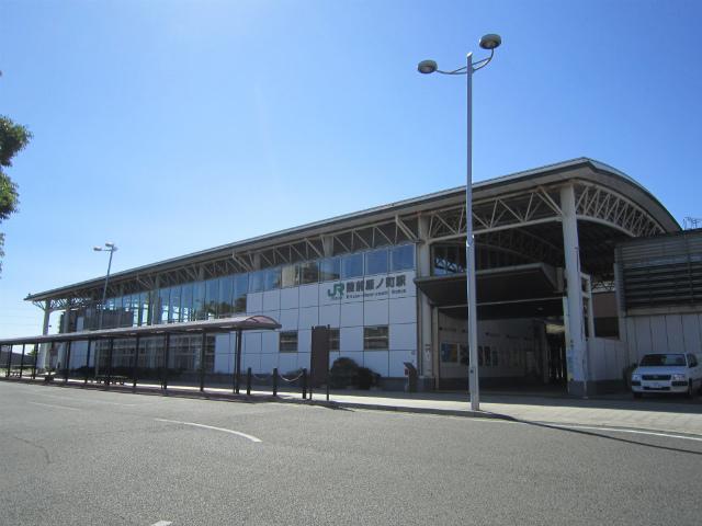 陸前原ノ町駅舎