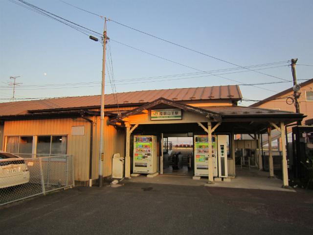 陸前山王駅舎