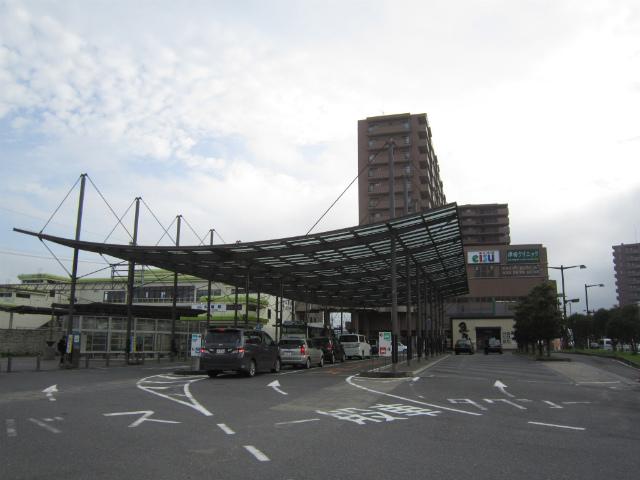 久居駅前広場