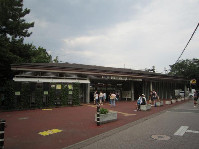 井の頭公園駅舎