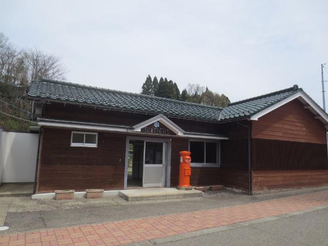 倶梨伽羅 駅舎