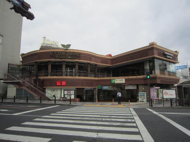 市ヶ谷駅舎