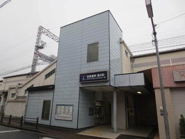 滝井 駅舎