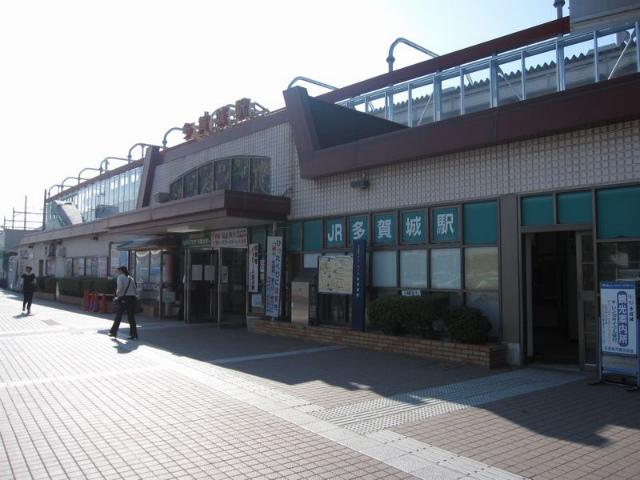 多賀城駅舎