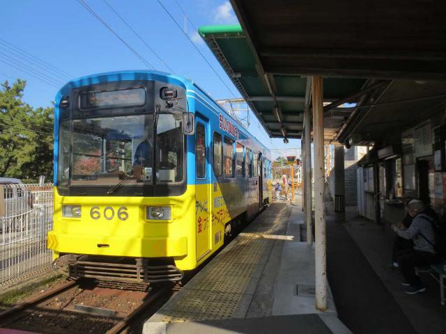 浜寺駅前 乗り場