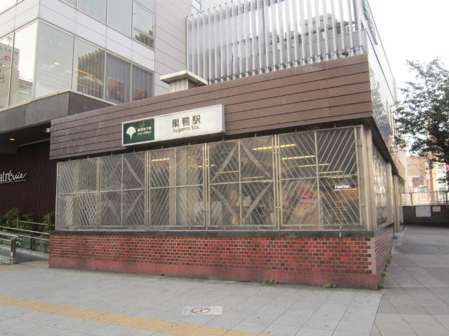 巣鴨三田線駅舎