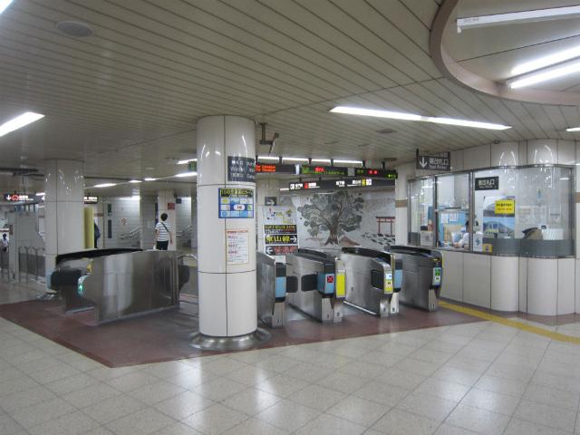 名駅桜通線東改札