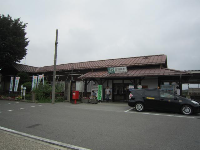 日野春駅舎