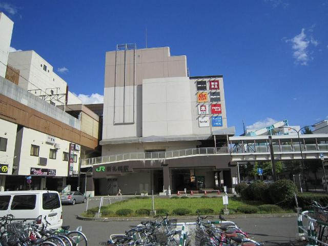 新札幌駅舎