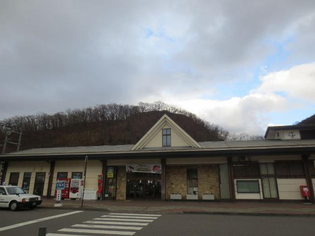 屋代 駅舎