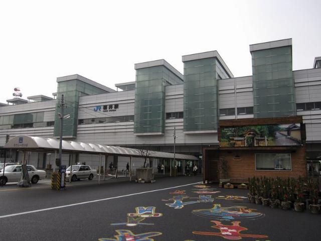 福井 駅舎