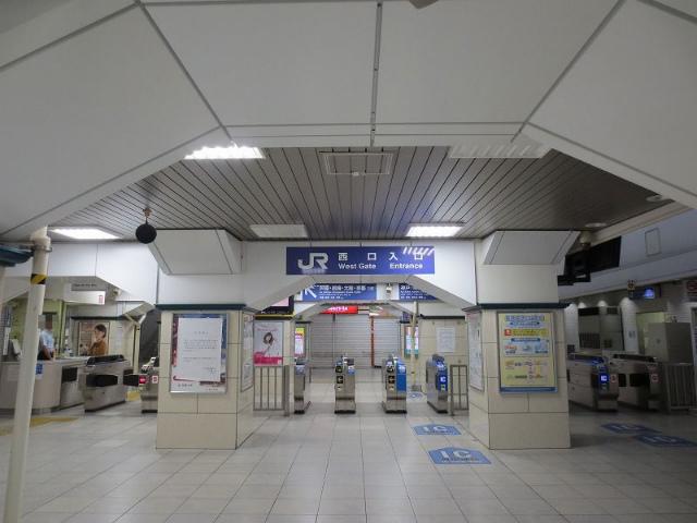 三ノ宮 JR西