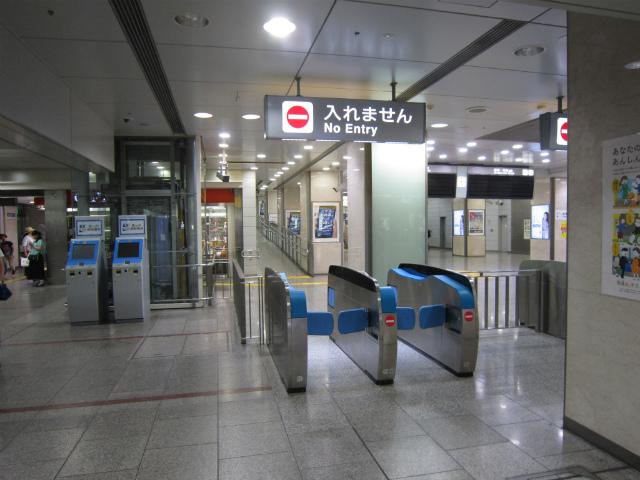 名駅新幹線北