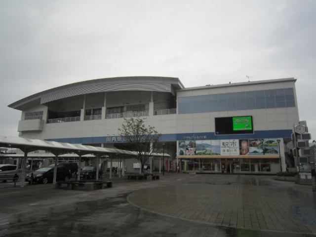 川内駅西口
