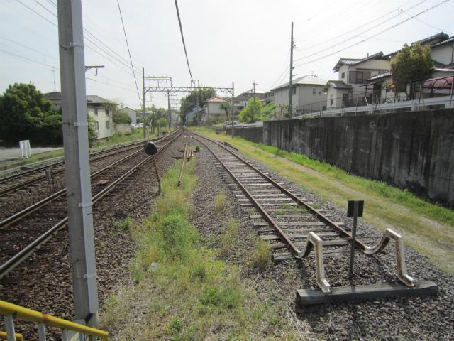 伊勢川島線路