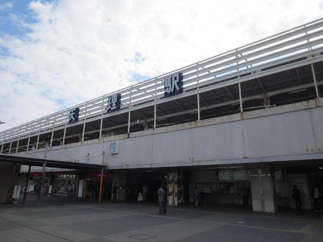 天理 駅舎