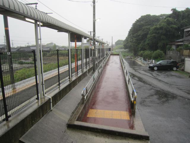 草江スロープ