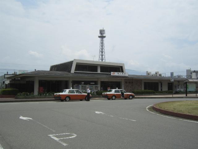 駒ヶ根駅舎