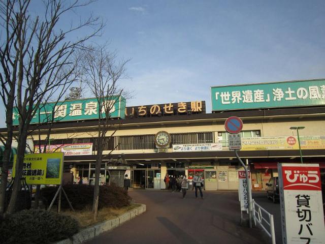 一ノ関駅舎