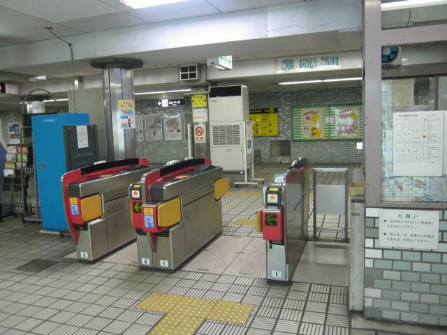 鶴橋(地下鉄)西口