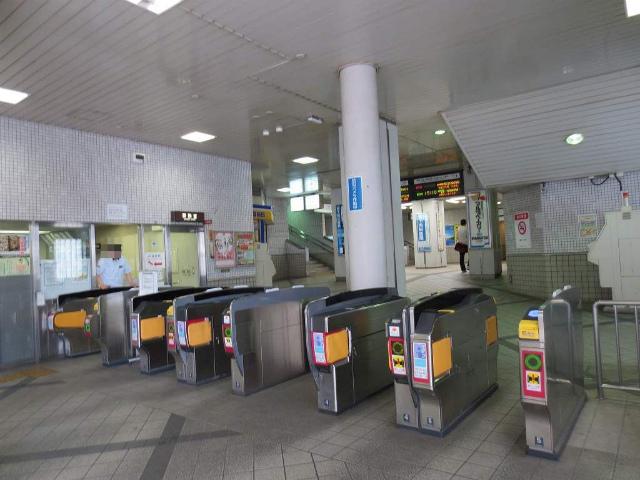 桜井 近鉄改札